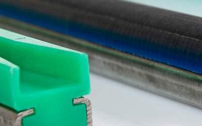 Plastic Profiles | Tynic's New CNC Mill